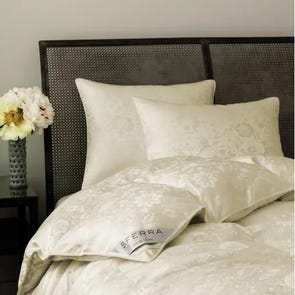 SFERRA Down Snowdon Firm Pillow