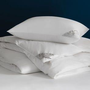 SFERRA Down Somerset Firm Pillow