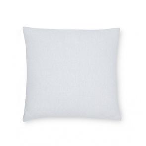 Sferra Terzo 22 Inch Decorative Pillow in Silversage