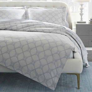 SFERRA Vianti Full/Queen Blanket Cover