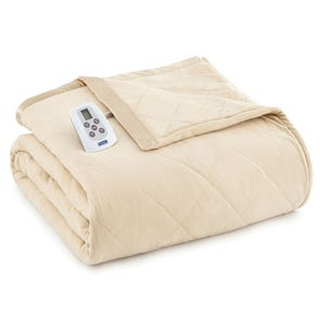 Shavel Micro Flannel® Chino Electric Heated Blanket