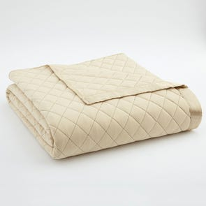 Shavel Micro Flannel® Chino Quilted Blanket