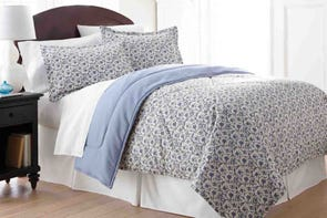 Shavel Micro Flannel® Comforter with Shams in Jacobean