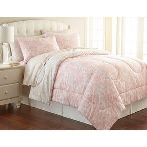Shavel Micro Flannel® Enchantment Rose Comforter Set