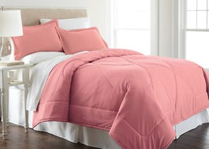 Shavel Micro Flannel® Frosted Rose Comforter Set