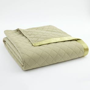 Shavel Micro Flannel® Meadow Quilted Blanket