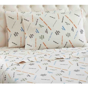 Shavel G'night Y'all Printed Micro Flannel® Sheet Set