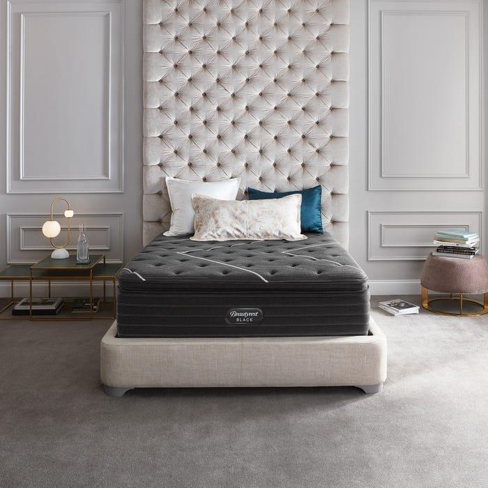 2019年新款 Queen席夢思黑標C-CLASS獨立筒舒適層床墊 (4號)軟硬適中偏硬 美國代購席夢思