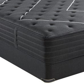 Cal King Simmons Beautyrest Black C Class Plush Mattress