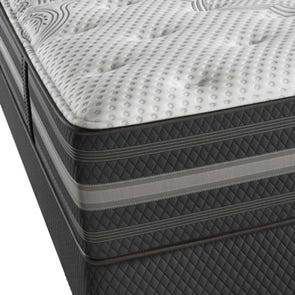 Queen Simmons Beautyrest Black Calista Plush Mattress