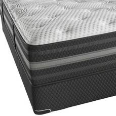 Queen Simmons Beautyrest Black Desiree Luxury Firm Mattress + FREE $300 Visa Gift Card