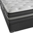 "Simmons Beautyrest Black Desiree Plush King Mattress OVML031923 - Clearance Model ""As Is"""