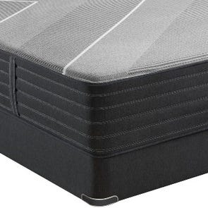King Simmons Beautyrest Black Hybrid X Class Firm 14.5 Inch Mattress + FREE $300 Visa Gift Card