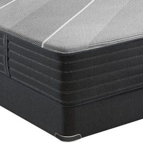 Queen Simmons Beautyrest Black Hybrid X Class Ultra Plush 15 Inch Mattress + FREE $300 Visa Gift Card