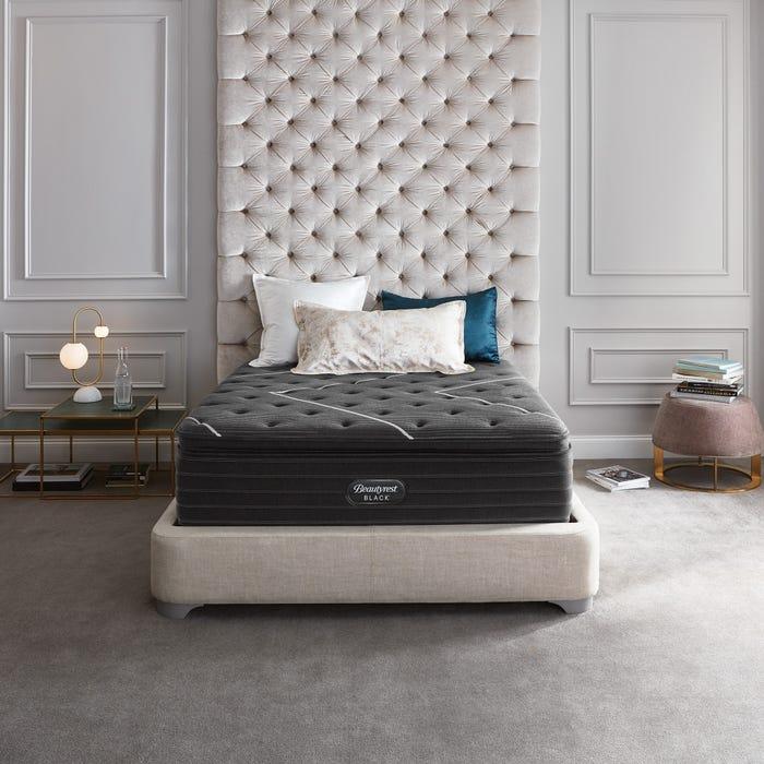 2019年新款 Queen席夢思黑標K-CLASS獨立筒舒適層床墊 (4.5號)軟硬度適中 美國代購席夢思