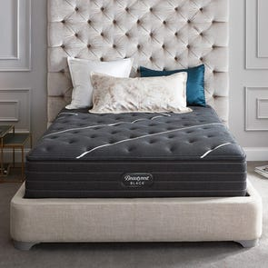 Cal King Simmons Beautyrest Black K Class Medium 14.5 Inch Mattress + FREE $300 Visa Gift Card