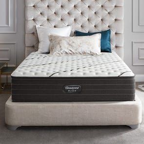 Full Simmons Beautyrest Black L Class Extra Firm 13.75 Inch Mattress + FREE $300 Visa Gift Card