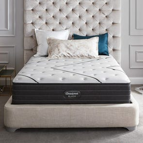 King Simmons Beautyrest Black L Class Medium 14.25 Inch Mattress + FREE $300 Visa Gift Card