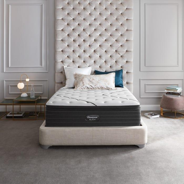 2019年新款 Queen席夢思黑標L-CLASS獨立筒舒適層床墊 (4.5號)軟硬適中稍偏硬 美國代購席夢思