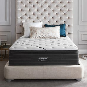 Queen Simmons Beautyrest Black L Class Medium Pillow Top 15.75 Inch Mattress + FREE $300 Visa Gift Card
