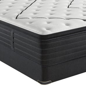 Cal King Simmons Beautyrest Black L Class Plush Mattress