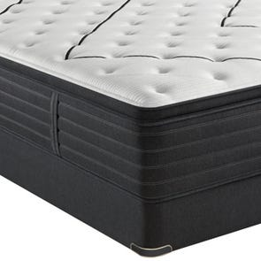 Cal King Simmons Beautyrest Black L Class Plush Pillow Top Mattress