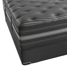 King Simmons Beautyrest Black Mariela Luxury Firm Mattress + FREE $100 Gift Card