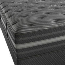 Queen Simmons Beautyrest Black Mariela Plush Mattress + FREE $100 Gift Card