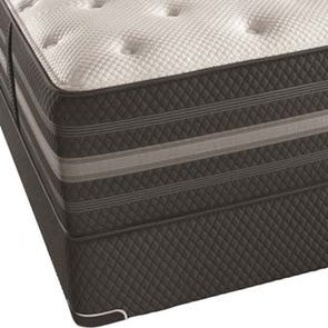 King Simmons Beautyrest Black Raquel Plush Mattress
