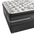 King Simmons Beautyrest Black Sonya Luxury Firm Pillow Top 18 Inch Mattress + FREE $300 Visa Gift Card