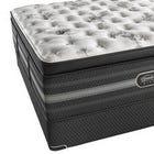 King Simmons Beautyrest Black Sonya Luxury Firm Pillow Top 18 Inch Mattress + FREE $300 Visa Gift Card