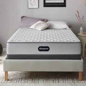 Full Simmons Beautyrest BR Foam Firm 5.25 Inch Mattress