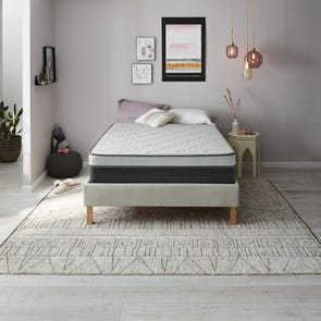 Full XL Simmons Beautyrest BR Foam Firm Mattress