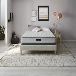 Full Simmons Beautyrest Br800 Firm 11 25 Inch Mattress