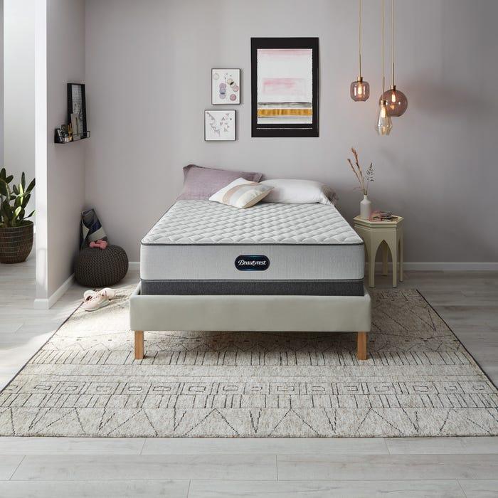 2019年新款 Queen席夢思Beautyrest BR800獨立筒床墊 (7號)Simmons Beautyrest BR800
