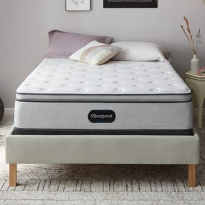 Full XL Simmons Beautyrest BR800 Medium Pillow Top 13.5 Inch Mattress