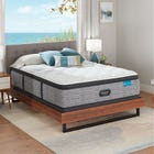 King Simmons Beautyrest Harmony Lux HLC-1000 Medium Pillow Top 15.75 Inch Mattress