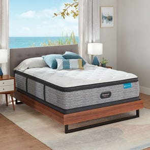 Queen Simmons Beautyrest Harmony Lux HLC-1000 Plush Pillow Top 15.75 Inch Mattress