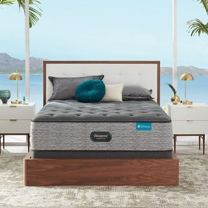 Queen Simmons Beautyrest Harmony Lux HLD-2000 Plush 15 Inch Mattress