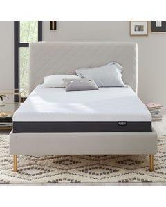Queen Simmons Beautyrest Hybrid BR800-X10 Bed In A Box Medium Mattress