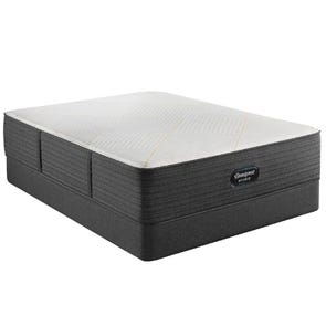 Queen Simmons Beautyrest Hybrid Level 2 BRX3000-IM Firm 14.5 Inch Mattress