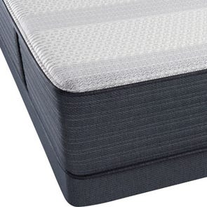 Queen Simmons Beautyrest Platinum Hybrid Radford III Plush Mattress