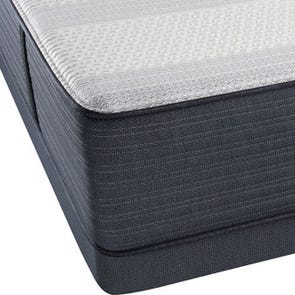 Simmons Beautyrest Platinum Hybrid Waltz III Ultimate Plush King Mattress Only SDMB111848- Scratch and Dent Model ''As-Is''