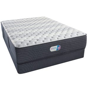 Cal King Simmons Beautyrest Platinum Haven Pines Extra Firm 14.5 Inch Mattress