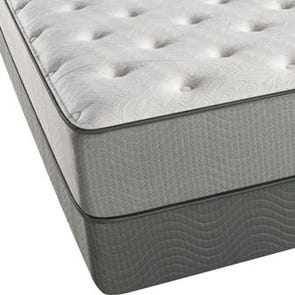 """Simmons Beautyrest Recharge 12 Inch Innerspring Plush Queen Mattress Only OVML101814 - Clearance Model """"As Is"""""""