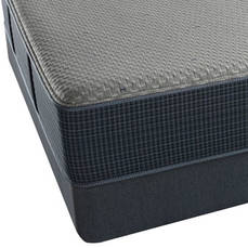 Full Simmons Beautyrest Silver Hybrid Sondra III Luxury Firm 13 Inch Mattress SDMB121957 SDMB121957 - Scratch and Dent Model ''As-Is''