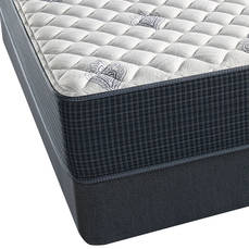 Twin Simmons Beautyrest Silver Kenosha Place III Extra Firm Mattress with FREE Box Spring