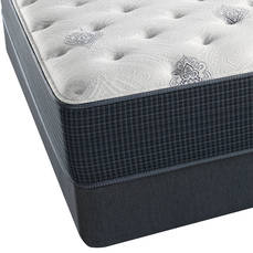 Twin Simmons Beautyrest Silver Kenosha Place III Plush Mattress