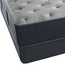 Twin Simmons Beautyrest Silver Lydia Manor III Luxury Firm Mattress