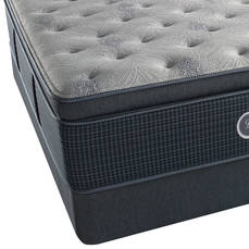 Twin Simmons Beautyrest Silver Lydia Manor III Luxury Firm Pillow Top Mattress